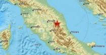Terremoto Italia centrale, due scosse tra Visso, Nera, Castelsantangelo: magnitudo 5.4 e 5.9