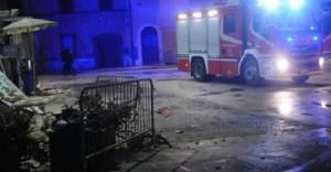 Terremoto: a Roma crepe nelle case e controlli dei vigili del fuoco