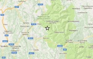 Terremoto 30 ottobre. Ingv: elenco comuni più vicini a epicentro