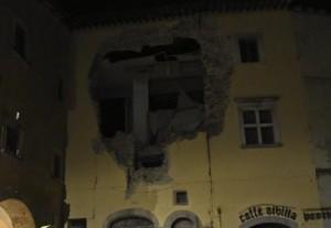 Guarda la versione ingrandita di Terremoto Umbria e Marche, 200 repliche oltre magnitudo 3.0 (foto Ansa)