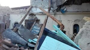 """Paolo Messina (Cnr): """"Il clima non influisce sui terremoti"""" (foto Ansa)"""