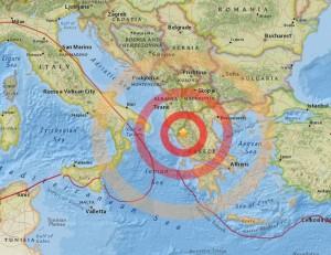 Terremoto Grecia, paura in Salento: 7 scosse nella notte oltre 4.0