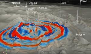 Guarda la versione ingrandita di YOUTUBE Terremoto, onda sismica nel Centro Italia: simulazione Ingv