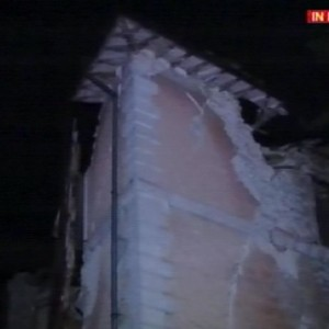 """Terremoto Ussita, il sindaco Giuliano Rinaldi: """"Il nostro paese è finito"""""""