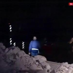 """Terremoto, vice sindaco Acquasanta: """"Aiuto, la montagna si muove"""""""