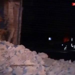 Terremoto, a Pescara gente in strada, tifosi in fuga dallo stadio