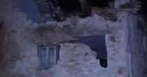 YOUTUBE Terremoto Italia centrale, a Visso crolli, paura e silenzio