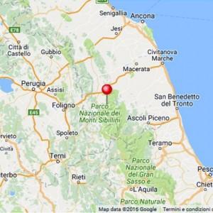 Guarda la versione ingrandita di Terremoto Italia centrale, Ingv: