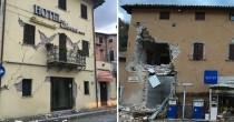 Nuova scossa  magnitudo 4.4 in mattinata nelle Marche