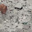 """Terremoto Marche fa crollare anche il """"palazzo rosso"""" di Amatrice"""