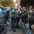 YOUTUBE Alessandria, No Terzo Valico contro polizia: scontri al Centogrigio Sport Village