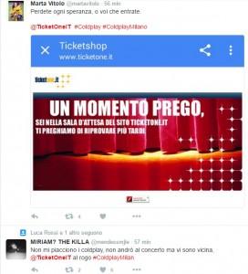 Coldplay, concerto a Milano: biglietti fantasma. Rivolta dei fan su TicketOne