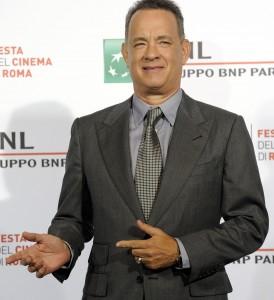 """Tom Hanks al Festival di Roma: """"Presidenziali Usa? Campagna della mer**"""""""