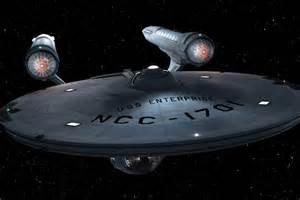 L' astronave di Star Trek
