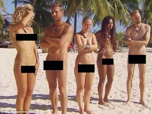 """""""Adamo in cerca di Eva"""", tutti senza veli sull'isola. Tv tedesca super trash"""
