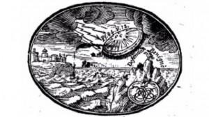 YOUTUBE Ufo nel 1716? Misterioso disegno in un libro di matematica