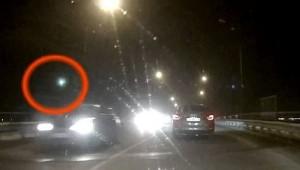 YOUTUBE Ufo in Siberia? Misterioso oggetto volante vicino Lago Bajkal