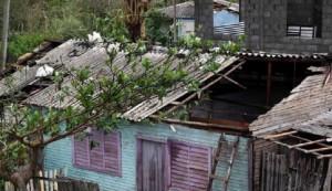Guarda la versione ingrandita di YOUTUBE Uragano Matthew: oltre 300 morti ad Haiti. Allerta per 8 mln di americani (foto Ansa)