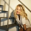 Valeria Marini: al Gf Vip fa la pasta al pesto...con la panna