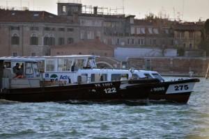 Venezia, cadavere affiora dalle acqua a Sacca Fisola