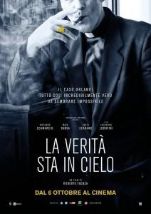 """Bruno Vespa smonta il caso Emanuela Orlandi: """"Scemenze"""" i sospetti del film di Faenza (nella foto la locandina del film)"""