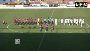 Vibonese-Messina Sportube: diretta streaming gratis Coppa Italia Lega Pro