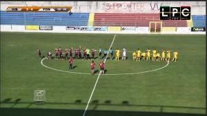 Vibonese-Siracusa Sportube: streaming diretta live, ecco come vederla