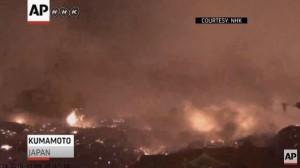 VIDEO YOUTUBE Vulcano Aso erutta in Giappone: boato e cenere dopo 36 anni