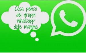 Whatsapp: alt presidi chat di classe dei genitori. Sei d'accordo?