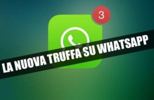 """WhatsApp, nuova truffa: """"Devi pagare 0,99 € per rinnovare abbonamento"""""""