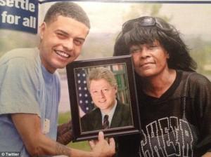"""Danney Williams: """"Sono il figlio segreto di Bill Clinton"""""""