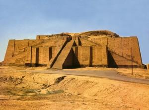 Le ziggurat dei Sumeri? Aeroporti per viaggi spaziali