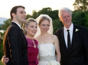 """Wikileaks: """"Matrimonio di Chelsea pagato coi soldi della Fondazione Clinton"""""""