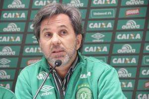 """Chapecoense, le parole profetiche dell'allenatore Caio Junior: """"Morissi oggi, sarei felice"""""""
