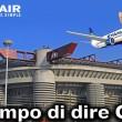 """Inter, Frank De Boer esonerato: il tweet di Ryanair """"Tempo di tornare in Olanda..."""""""