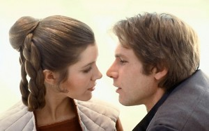 "Carrie Fischer (principessa Leila) svela relazione con Harrison Ford: ""Fu intenso ma..."""