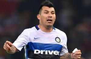 Inter, Gary Medel: lesione menisco, scelto intervento