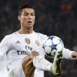 Atletico-Real 0-3, video gol highlights: Cristiano Ronaldo tripletta nel derby di Madrid