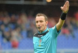 Serie A. Mazzoleni arbitra Genoa-Juve, Roma-Pescara a Irrati