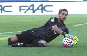 Bologna, Antonio Mirante torna idoneo e a disposizione