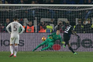 Guarda la versione ingrandita di Calciomercato Juventus, ultim'ora Kessie-Caldara: la notizia clamorosa (Ansa)
