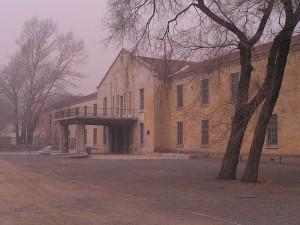Guarda la versione ingrandita di Edificio della Unità 731 (Foto Wikipedia)