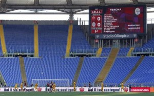 Roma-Lazio |  Curva Sud |  ecco dove seguiranno il derby gli ultrà giallorossi