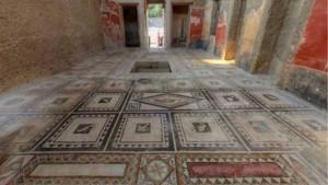 A Pompei riaprono Domus chiuse da decenni tra queste la Casa dei Mosaici Geometrici 5
