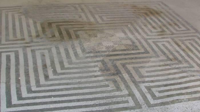 A Pompei riaprono Domus chiuse da decenni tra queste la Casa dei Mosaici Geometrici 3