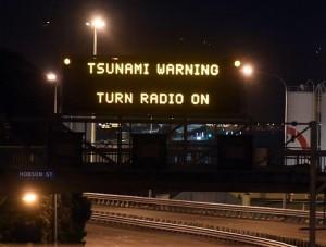 Allerta tsunami a Chirstchurch l'inquietante suono della sirena5