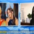 Lite in diretta tv tra l'ex concorrente del Grande Fratello Vip Asia Nuccetelli (che era presente in studio con la madre Antonella Mosetti) e Giulia De Lellis, la fidanzata di Andrea Damante