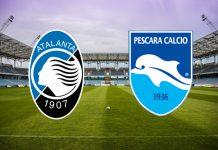 Atalanta-Pescara formazioni ufficiali, video gol highlights e pagelle
