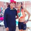 Caster Semenya, la campionessa ermafrodita, sposa fidanzata9