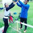 Caster Semenya, la campionessa ermafrodita, sposa fidanzata8